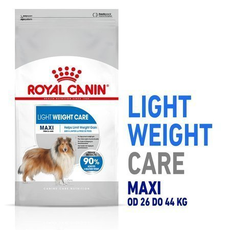 ROYAL CANIN Maxi Light Weight Care 2x15kg